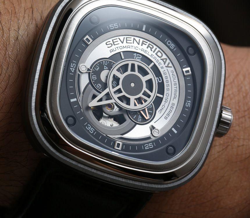montres SevenFriday P