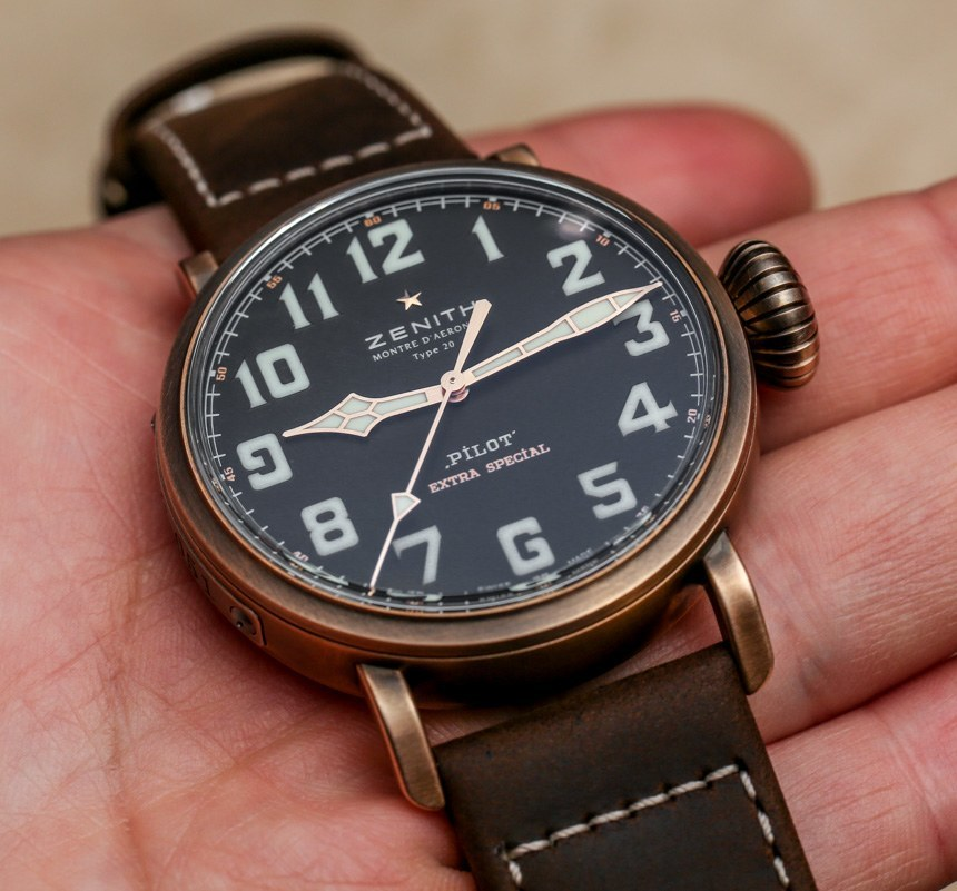 Zenith Pilot Type 20 Extra Special Bronze Watch