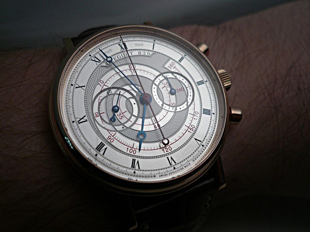 Breguet Classique 5247 Chronographe