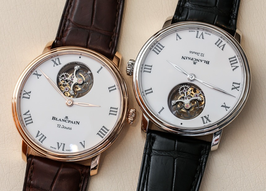 Blancpain Tourbillon Carrousel
