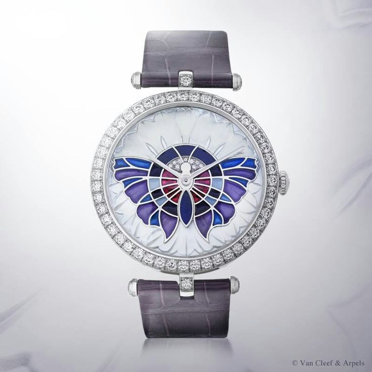 Van Cleef & Arpels Lady Arpels Papillon Extraordinaire