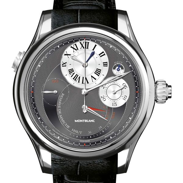 Montblanc Collection Villeret 1858 Grand Chronographe Régulateur