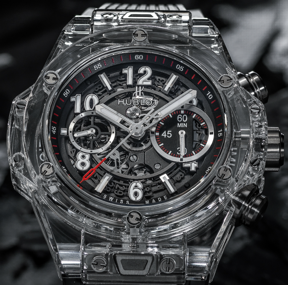 Hublot Big Bang UNICO Magic Sapphire Watch