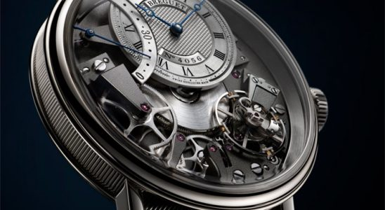 Breguet Tradition Automatique Seconde Rétrograde 7097 : premier pré-Bâle 2015