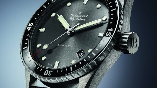 Fifty Fathoms Bathyscaphe