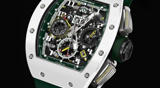 Richard Mille RM 11-02 Le Mans Classic : 150 exemplaires